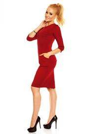 Женское платье с карманами Simona