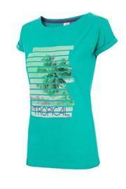 Женская спортивная футболка 4f Tropical