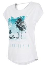 Женская спортивная футболка 4f Ocean White