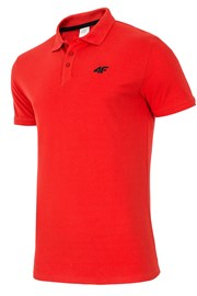 Мужская спортивная футболка 4f с отложным воротником