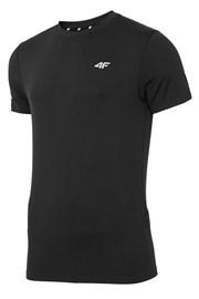 Мужская fitness футболка Black
