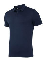 Мужская спортивная футболка-поло 4F Dry Control Navy