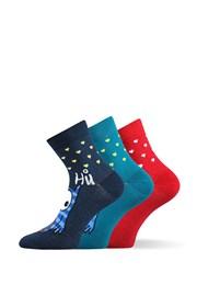 Привлекательные носки 3 пары Xantipa
