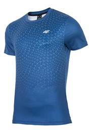 Мужская fitness футболка 4f Dynamic Blue