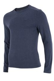 Мужская облегающая футболка 4f синяя