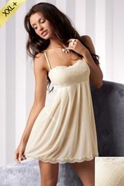 Роскошная сорочка + танга Nicolette